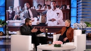 O'Shea Jackson Jr.'s Wild Meeting with Jamie Foxx in a Gucci Store