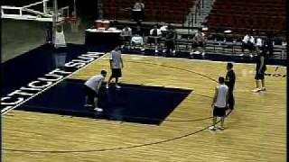 Tom Izzo:  Dominating Rebounding & Man to Man Defensive Drills