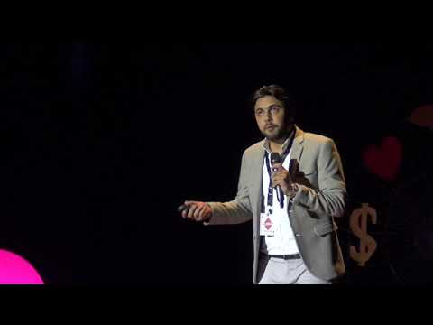 How Free Will Functions In The Big Data World | Ahmed Gamal | TEDxSuezCanalUniversity