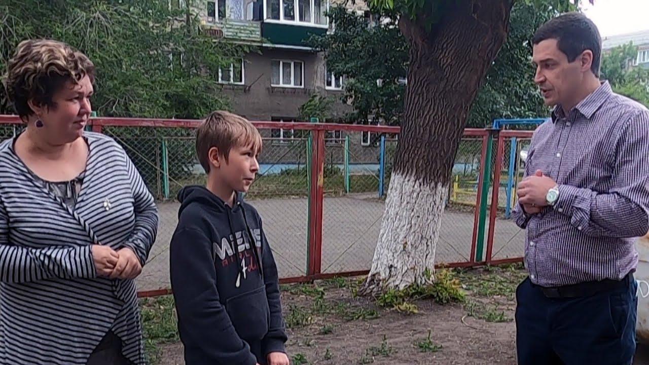 """""""Трактор"""" в гостях у Саввы Ярыгина"""