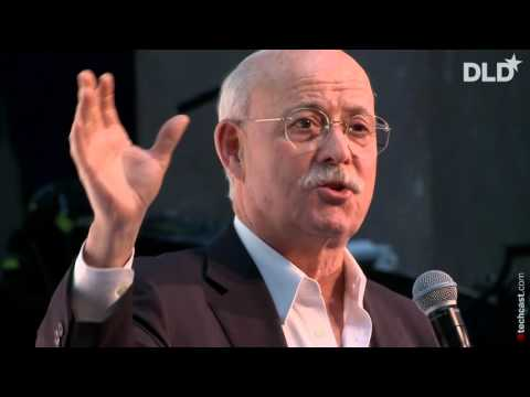 The Third Industrial Revolution and a Zero Marginal Cost Society (Jeremy Rifkin) | DLD16