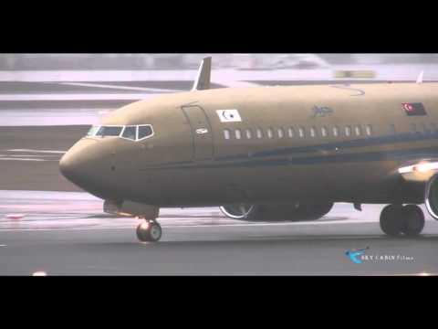 """"""" The king of Johor """" Sultan of Johor Boeing737-800 9M-III"""