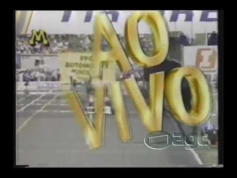 Chamada Formula Indy - 1993 - Rede Manchete