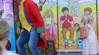 Rainer Niersmann   Kindermusik   Zirkus Katastrophale 2019