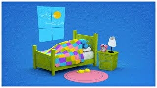 wake up songs about behaviors by storybots