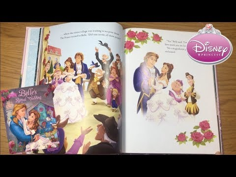 princess-belles-royal-wedding-a-special-gift---read-along-bedtime-story-for-kids