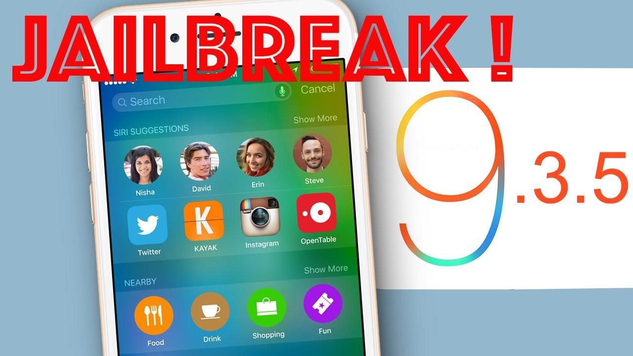 COMO FAZER JAILBREAK NO iOS 9 3 5 Português Brasil ! Semi-Untethered !