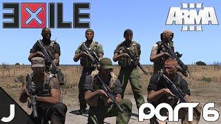 ArmA 3: Exile - Part 6 - Killing Mercenaries!