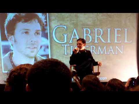 Gabriel Tigerman Supernatural Con  Angel, Demon, or Ghost
