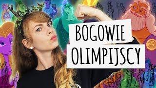 Bogowie Olimpijscy we współczesnym świecie ⚡ OLSIKOWA RYSUJE
