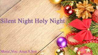 Silent Night Holy Night Acoustic Version