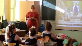 Урок доброты - педагог Дубровская Евгения Владимировна