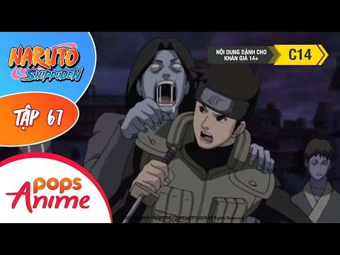 Naruto Shippuden Tập 67  Trận Tử Chiến Của Mỗi Người  Trọn Bộ Naruto Lồng Tiếng