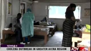 Cholera Outbreak in Greater Accra Region