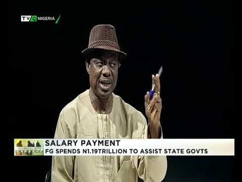 Journalists' Hangout Feb. 14th 2018 | FG Salary Payment
