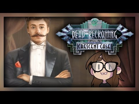 [ Dead Reckoning: The Crescent Case ] Hidden Object Game