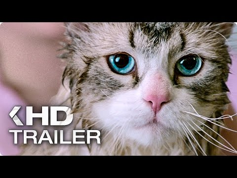 NINE LIVES Exklusiv Trailer German Deutsch (2016)