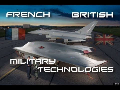 British and French Military Technologies | Technologies Militaires Françaises et Britanniques | HD
