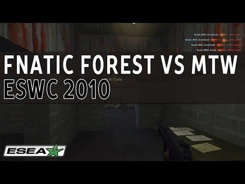 CS 1.6 Classic Throwback - Fnatic f0rest vs mTw at IEM III Global Challenge Los Angeles