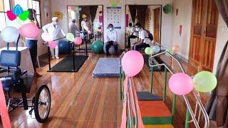 Equipan casas de rehabilitación para personas con capacidades especiales en Bonanza y Rosita