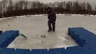 видео Платная рыбалка в Подмосковье - Рыбалка, охота, отдых и туризм.