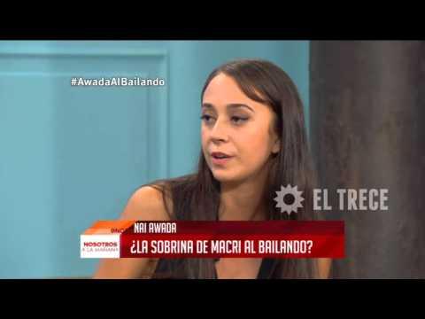 La furia de la sobrina de Macri: Estoy harta de que me hablen de política