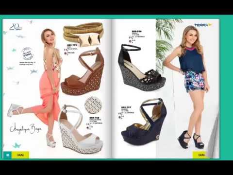 1105e11f Catalogo de calzado Mundo Terra Primavera verano 2015 - YouTube
