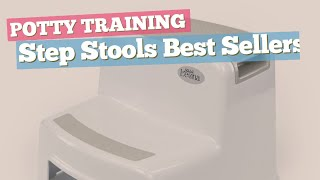 Step Stools Best Sellers Collection // Potty Training