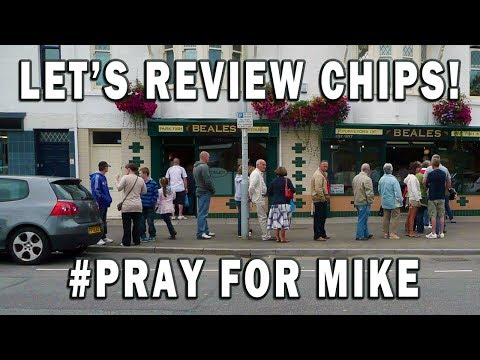 We Eat Beales Chip Shop Porthcawl, Pray For Mike & Chat Shit