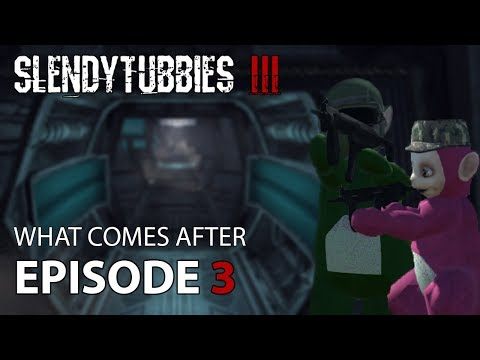 Slendytubbies 3 Mini-Series: What Comes After - Part 3
