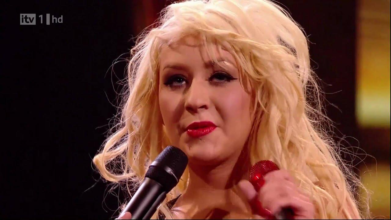 Download Christina Aguilera - Express Live @ ( X - Factor 11.12.10) HD [1080p]