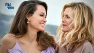 Angelina Jolie - Her Sweet Kisses