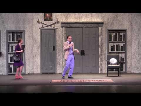 Edmond Santa Fe - 2016 Play - The Musical Comedy Murders of 1940