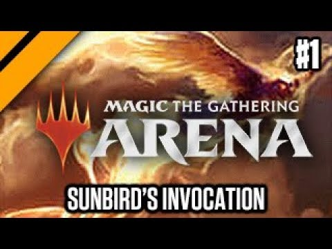 MTG: Arena - Naya Primal Sun's Invocation w/ Zacama P1 (sponsored)