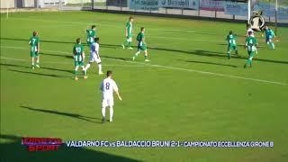 Eccellenza Girone B Valdarno-Baldaccio Bruni 2-1