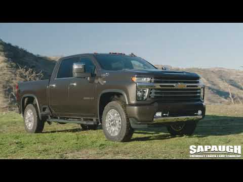 2020 Chevy Silverado HD High Country Ste  Genevieve Missouri