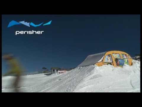 Perisher Resort Snow Report Wednesday 19th August 2009