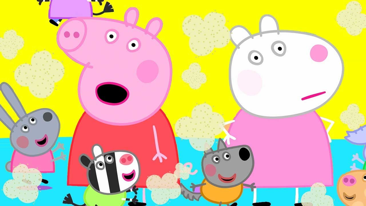 Peppa Pig Official Channel | Peppa Pig in the Future