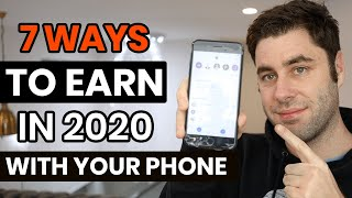 Do you have a phone to make money online with? these 7 ways will help start business from your phone! ➡️full affiliate training + 👉 https://savageaffil...