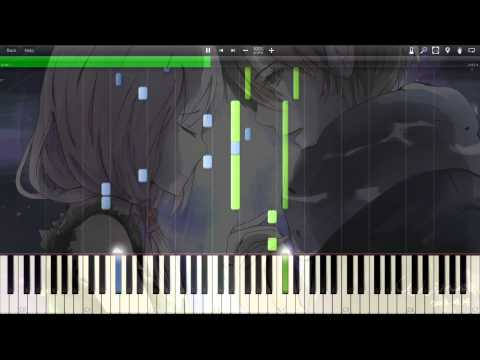 [Synthesia] EGOIST - Planetes (Ending OVA) Piano [Guilty Crown]