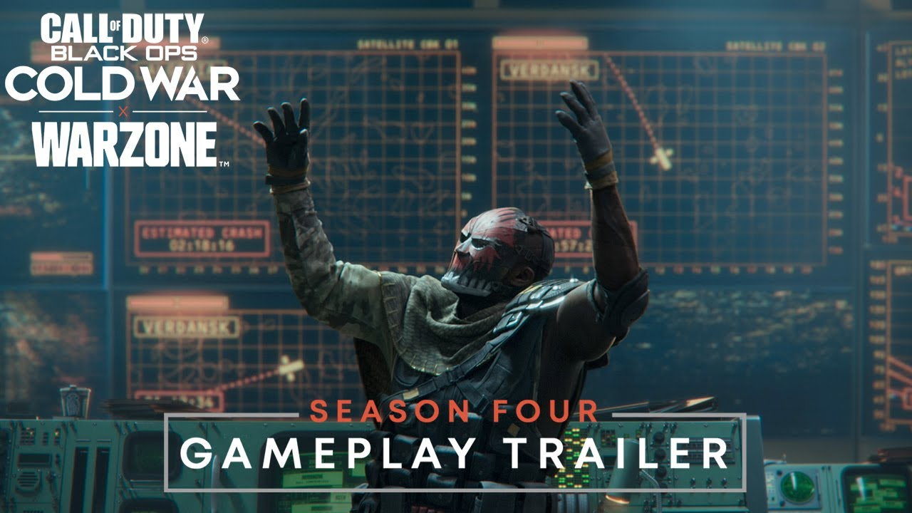 Season Four Gameplay Trailer   Call of Duty®: Black Ops Cold War & Warzone™