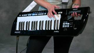 Roland Lucina AX-09 Lessons - The Bass Player