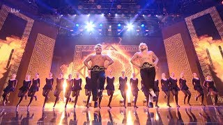 Britain's Got Talent The Champions Stavros Flatley 4th Round Audition