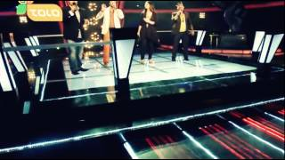 Freshta Sama, Obaid Juenda, Qais Ulfat, Nazir Khara Song in The Voice of Afghanistan Season 2