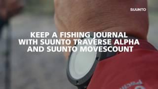 Suunto Traverse Alpha - Navigation & online fishing journal