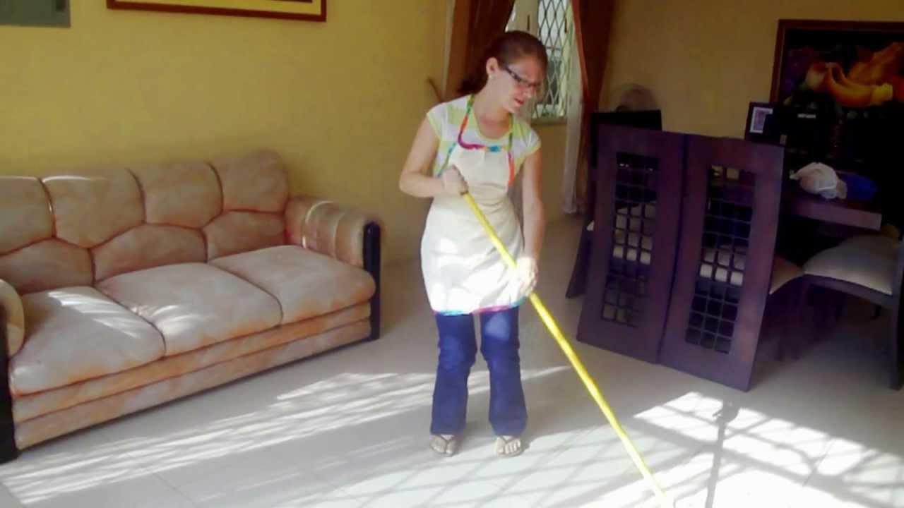 Barriendo la casa youtube - La casa de la golosina ...