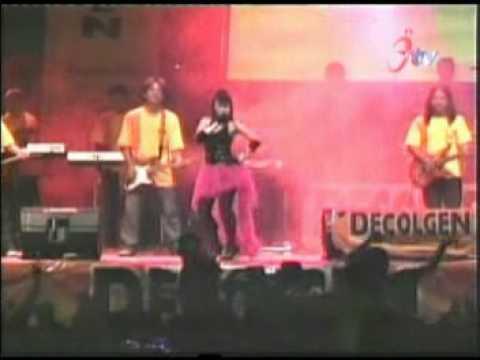 Imelda Kdi Hoshi,Bokong Semok.. Road Show Decolgen JTV