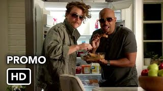 "Lethal weapon 1x05 promo #2 ""spilt milk"" (hd)"
