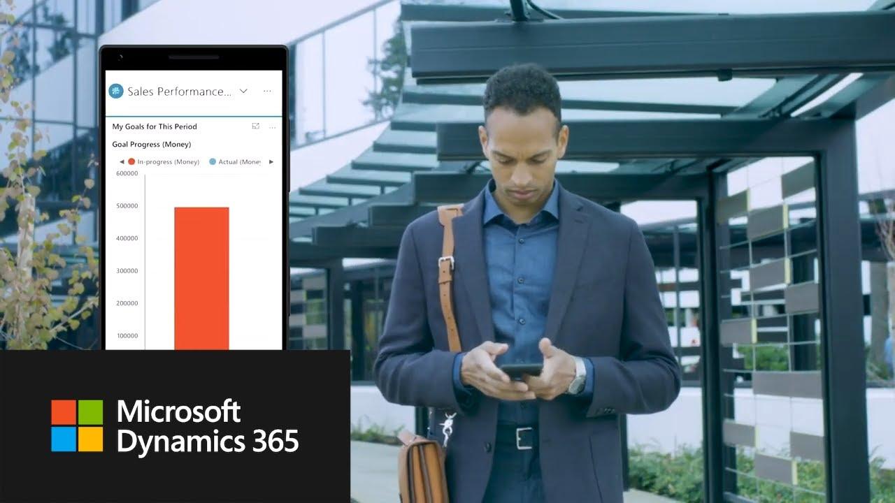 Webinar Microsoft Dynamics 365 Sales Pro