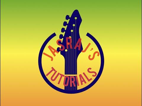 Learn Tu Jane Na Unplugged Version Kailash Kher Guitar Strumming